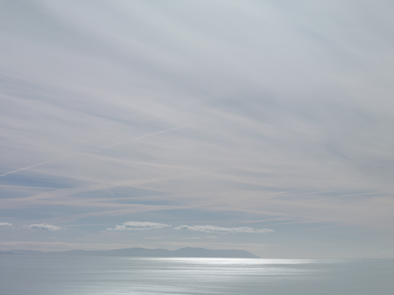 Jon Wyatt Photography - SoundofJura  II - seascape of the Sound of Jura looking towards the Scottish mainland