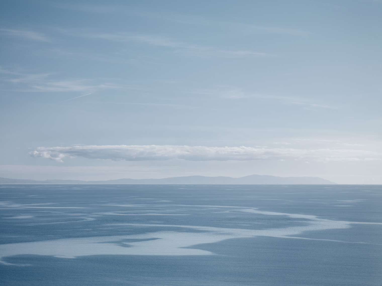 Jon Wyatt Photography - Sound of Jura V - seascape of the Sound of Jura looking towards the Scottish mainland