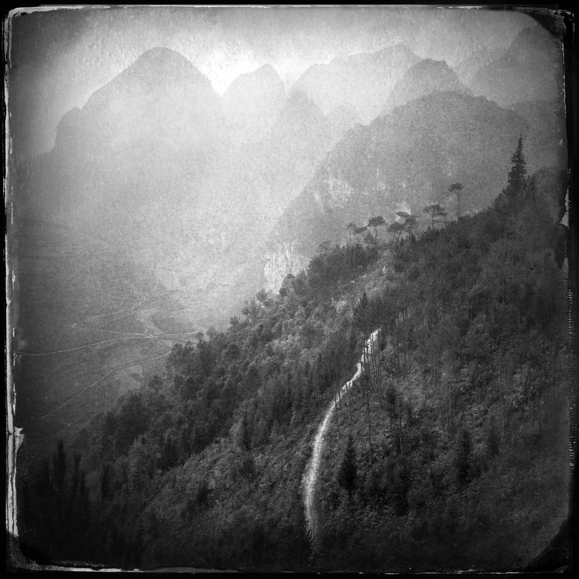 Jon Wyatt Photography - Mountain and forest scenery, Sri Lanka. Hipstamatic