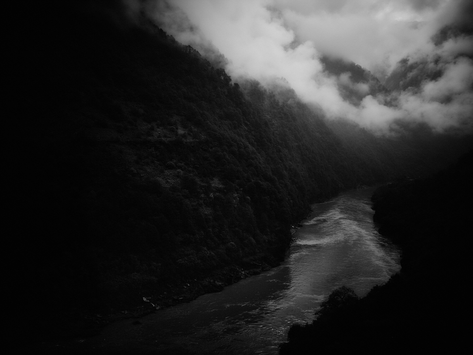 Jon Wyatt Photography - Nu River Gorge, Yunnan, China