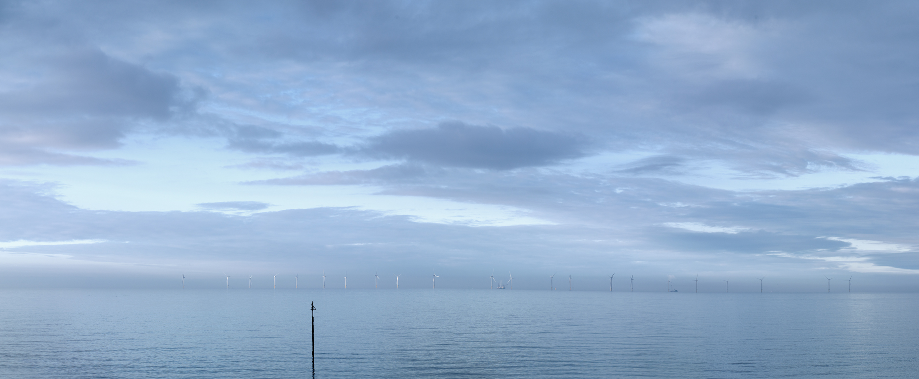 Jon Wyatt Photography - Wind farm, Colwyn Bay, North Wales