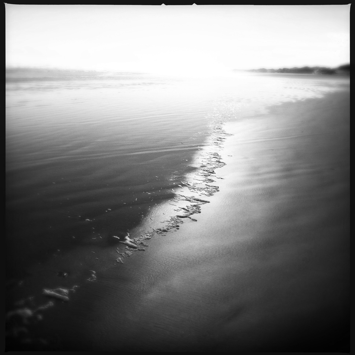 Jon Wyatt Photography - beach, New Zealand, hipstamatic