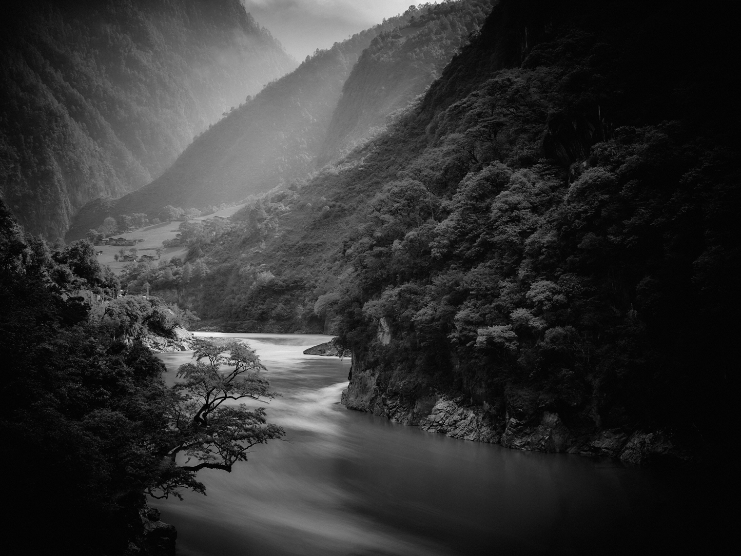 Jon Wyatt Photography - Nu river gorge, China