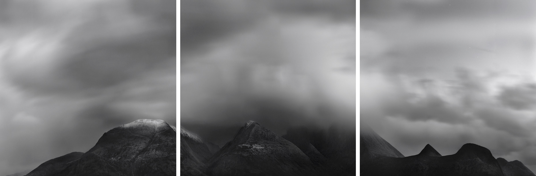 Jon Wyatt Photography - Ben Nevis and Aanoch Mor, Fort William, Scotland.  Site of 4 fatalities in an avalanche in 1998.